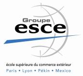 Esce for Ecole superieure du commerce exterieur paris